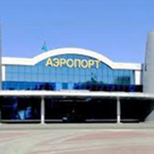 Аэропорты Русского Камешкира