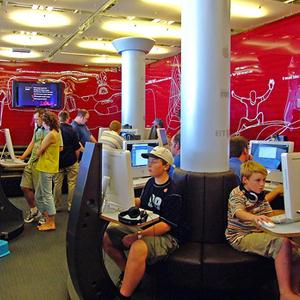 Интернет-кафе Русского Камешкира