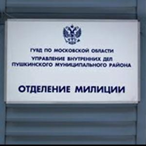 Отделения полиции Русского Камешкира