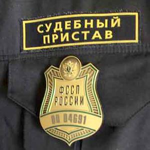 Судебные приставы Русского Камешкира